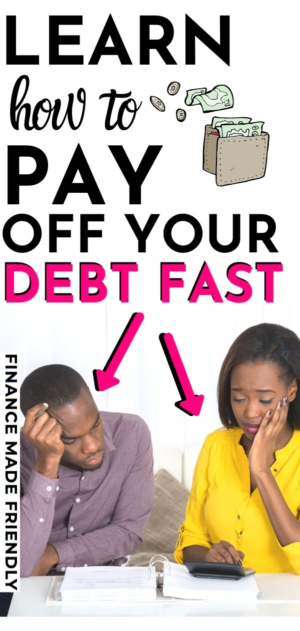 How to Pay Off Your Debt Fast